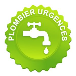 Plombier urgences