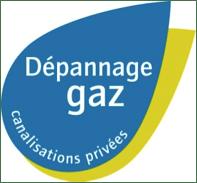 Dépannage gaz - canalisations privées
