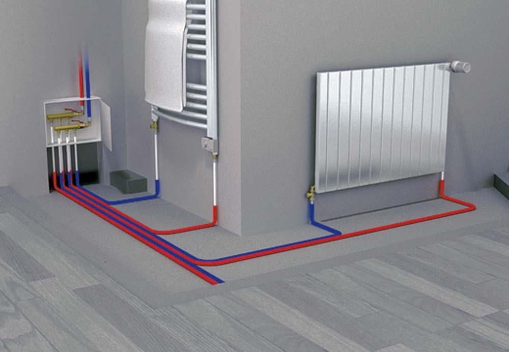 Installation de votre plomberie installation hydraulique par cybat paris - Calcul installation chauffage central ...